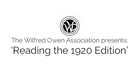 WOA:  'Reading the 1920 Edition' Series - Opening Event tickets