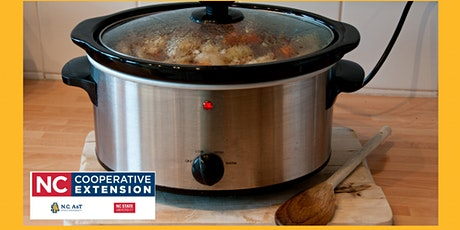 Virtual Slow Cooker Class tickets
