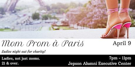 Mom Prom à Paris tickets