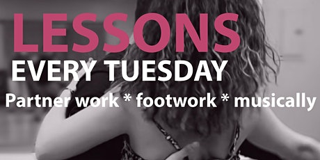 Tuesday Bachata Lessons tickets