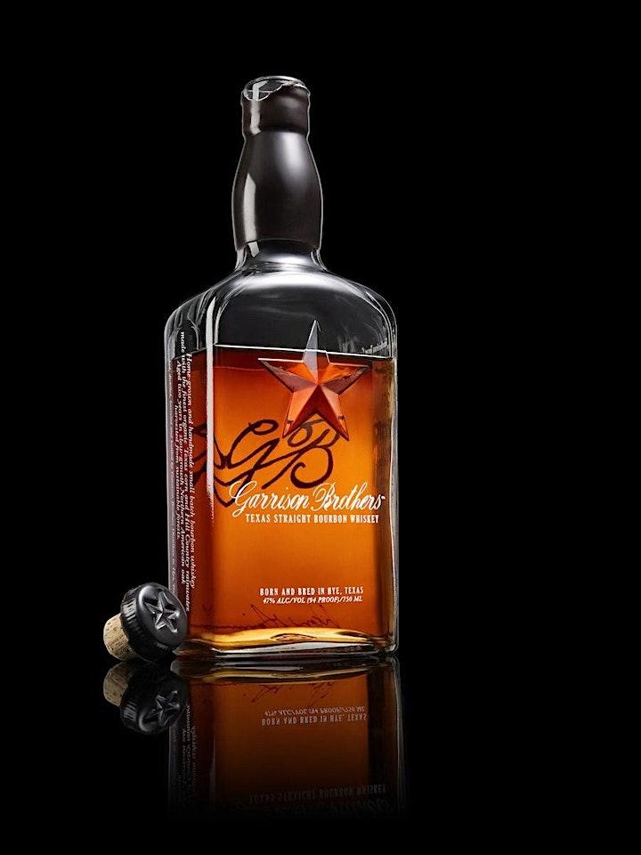 Garrison Brothers Whiskey Dinner image
