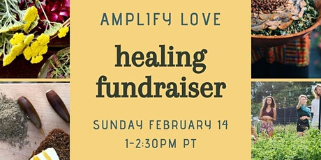 Amplify Love: A Healing Fundraiser tickets