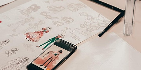 Introduction to Fashion Illustration tickets