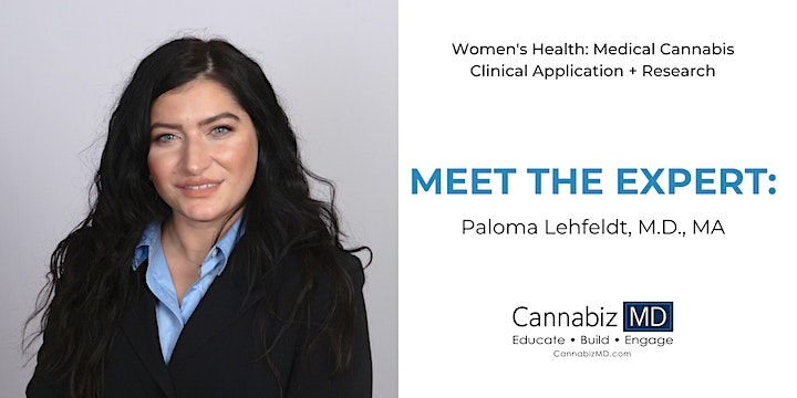 Women's Sexual Health: Medical Cannabis  Clinical Application + Research image