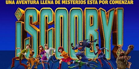 Scooby Doo entradas