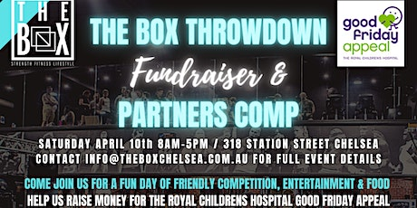 The Box Throwdown tickets