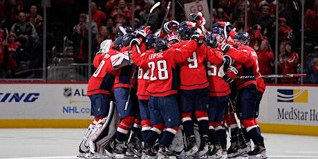 Bruins v. Capitals tickets