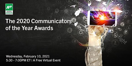 The 2020 Communicators of the Year Awards tickets