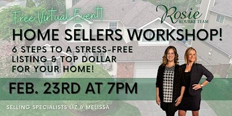 Homes Sellers Workshop tickets