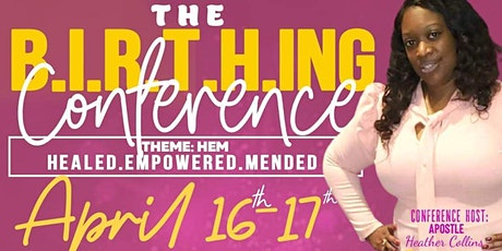 2021 B.I.R.T.H.ing Conference tickets