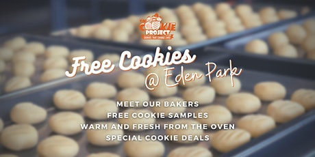 FREE Cookie Saturdays @ Eden Park - The Cookie Project tickets