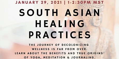 South Asian Healing Practices tickets