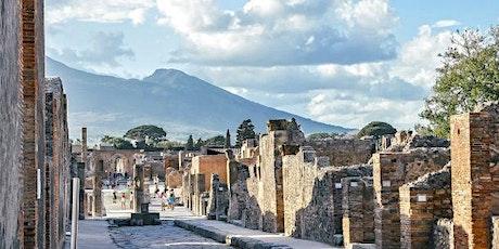 Pompeya, la más viva de las ciudades muertas. entradas