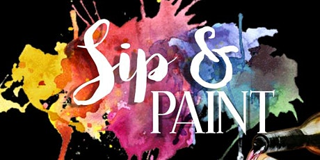 Sip & Paint(Valentine's Day) tickets