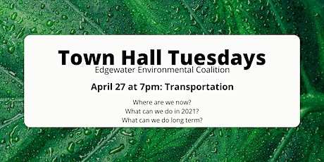 Town Hall Tuesdays: Transportation tickets