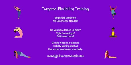 Targeted Flexibility Training tickets