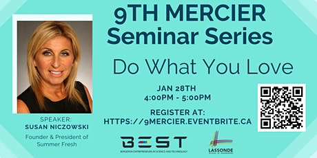 Mercier Seminar with Susan Niczowski tickets