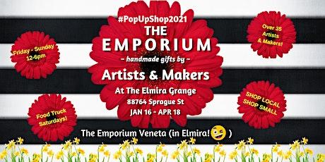 The Emporium, Veneta (in Elmira) a Pop-Up Shop tickets