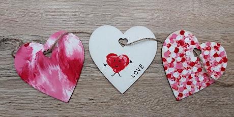 Victoria Autism Valentine's Day Craft Night with Aryn Franklin tickets