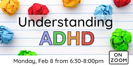 Online: Understanding ADHD tickets