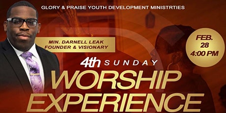 4th Sunday Worship Experience tickets