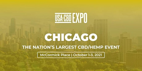 USA CBD Expo Chicago tickets