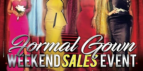 Spring Affair - Formal Gown Sale tickets