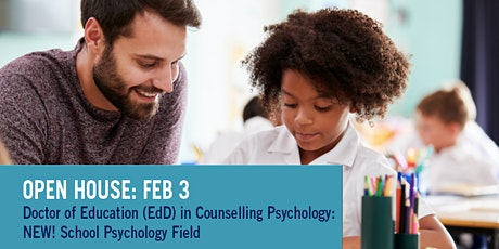 CP EdD (School Psychology Field) Open House tickets