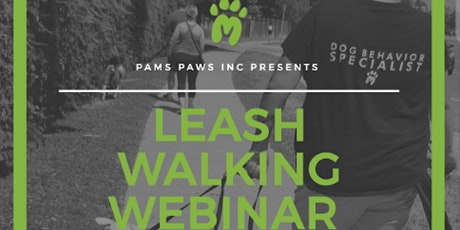 Leash Walking Webinar tickets
