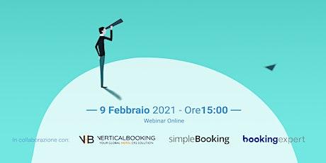 Nasce il più grande HUB di dati sul turismo in Italia biglietti