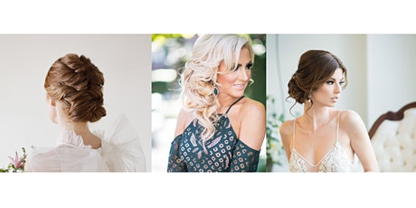Bridal Updo Hairstyling Workshop tickets