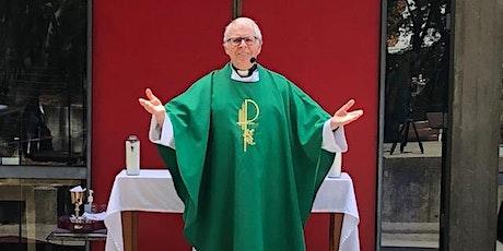 10:00 AM Mass of the Second Sunday of Lent on  February 28, 2021. boletos