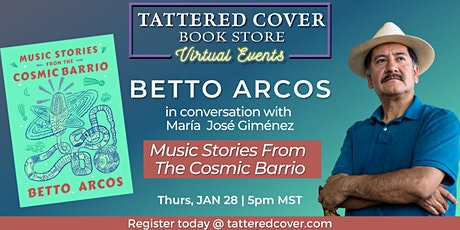 Live Stream with Betto Arcos tickets