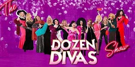 Dozen DIVAS Show - Direct from NYC returns to AC  Summer 2022 tickets