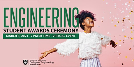 62nd College of Engineering Student Awards Ceremony tickets