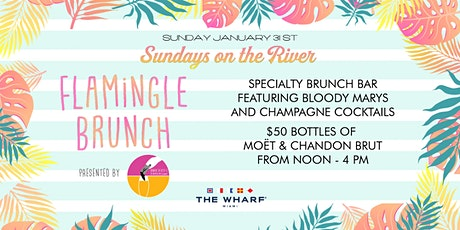 Sundays On The River: Flamingle Brunch at The Wharf Miami tickets