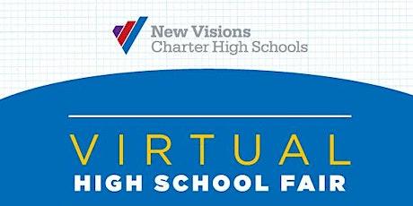New Visions 2nd Virtual High School Fair tickets