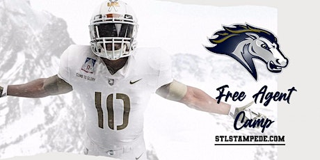 Saint Louis Stampede - Free Agent Player Camp tickets