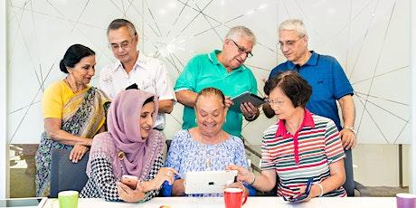 Tech Savvy Seniors : Intro to Social Media in Italian @ Five Dock Library tickets