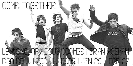 COME TOGETHER: MUSIC IS REVOLUTION EXHIBITION tickets