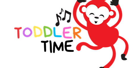 Toddler Time  at Ulladulla Library tickets