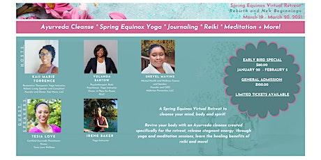Spring Equinox Virtual Retreat tickets