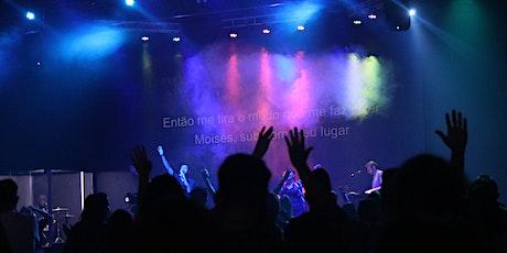 Culto de Celebração Dom 24jan18h ingressos