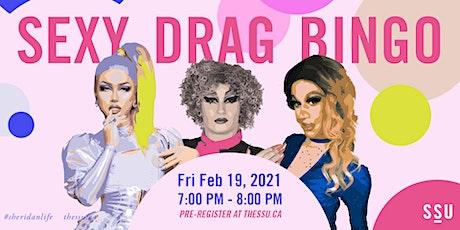 Sexy Drag Bingo tickets