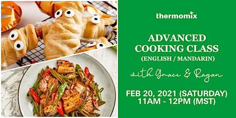 Thermomix® Cook Along (Bilingual: English/Mandarin) tickets