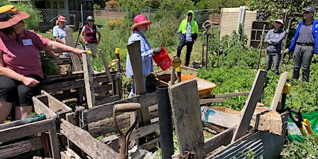 Waste Reduction Workshops - Reducing and Reusing Waste in the Garden tickets