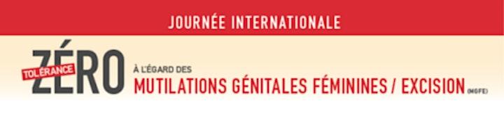 Image de Journée Internationale - Tolérance Zéro à l'égard des MGF/E