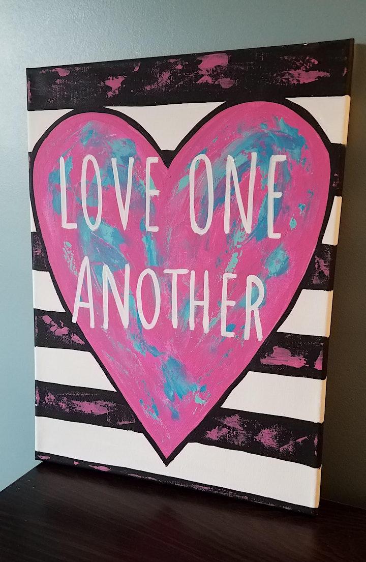 Valentine Paint & Pints image