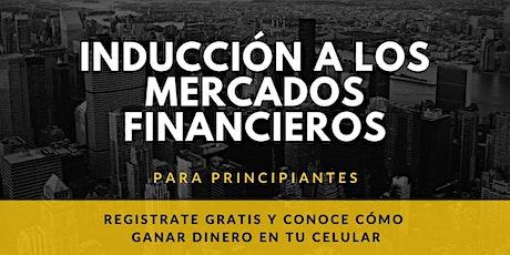 INDUCCION A LOS MERCADOS FINANCIEROS entradas