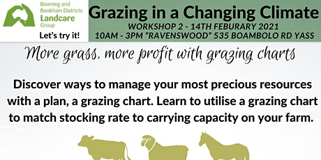 Grazing in a Changing Climate - Workshop 2 tickets